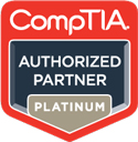 CompTIA Authorized Partner - New Horizons Dubai